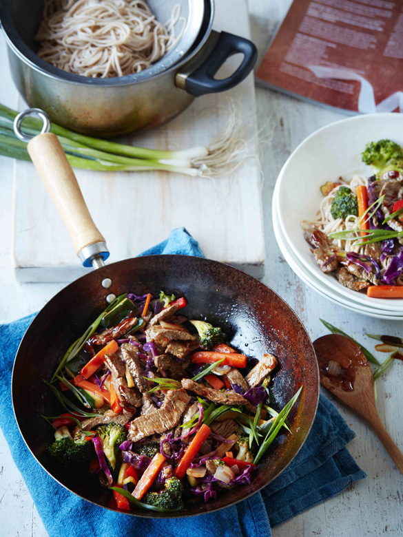 Asian Beef Stir Fry Recipe Australian Beef Recipes Cooking Tips And More